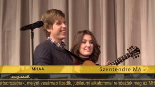 Szentendre MA / TV Szentendre / 2019.12.18.