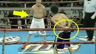 El boxeador experto del que nadie habla nunca...