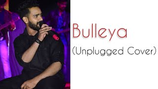 Bulleya | (Live Cover) | Amit Mishra | Shilpa Rao | Pritam | Zayb  The Band