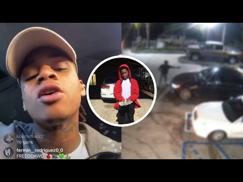BBG BabyJoe Responds To BBG Dee Brother Getting 🔫 & K!lled At 13