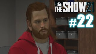 FINALLY CALLED UP! | MLB The Show 21 | Road to the Show #22