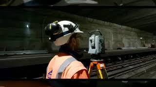M3 metrófelújítás - Déli szakasz (2019.10.16.)