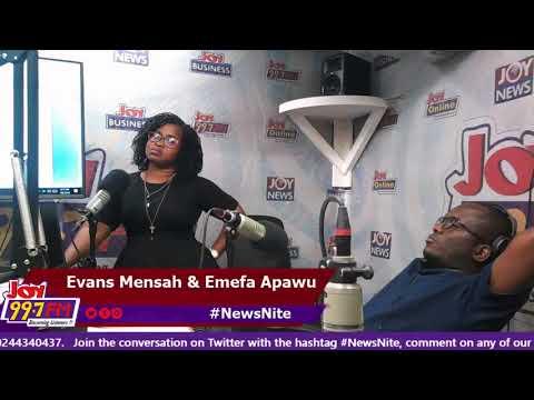 NewsNite on Joy FM (6-9-18)