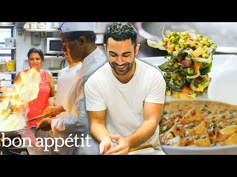 Download Andy Learns How to Cook Northern Indian Food | Bon Appétit Mp4 HD Video and MP3