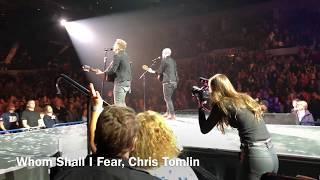 Chris Tomlin Worship Night In America Concert  April 2018