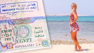 ВИЗА В ЕГИПЕТ! Стоимость и как получить визу в Хургаде