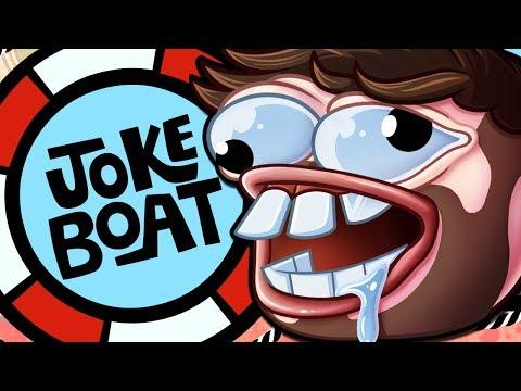 JOKE BOAT COMEDY CRUISE LINE! - Jackbox Party Pack 6