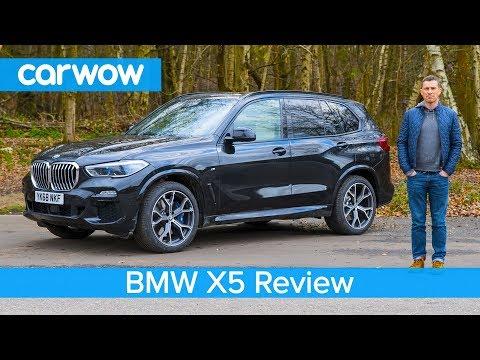 carwow BMW New X5