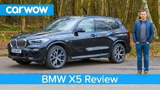 BMW X5 SUV 2019 in-depth review | carwow Reviews