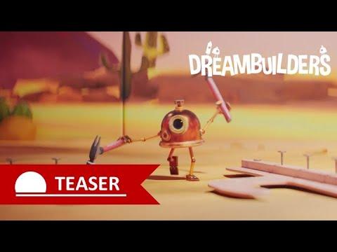Video trailer för DREAMBUILDERS - Teaser 1