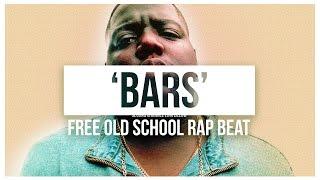 'Bars' Real Chill Old School Hip Hop Instrumental Boom Bap Beat | Chuki Beats