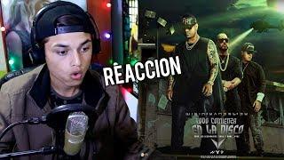 Wisin, Yandel, Daddy Yankee   Todo Comienza En La Disco (Official Video) Reaccion !