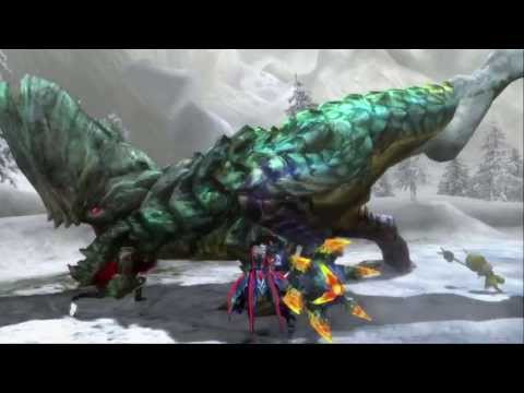 Видео № 0 из игры Monster Hunter 3 Ultimate [3DS]