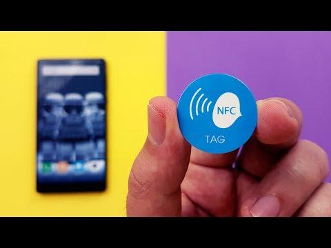COMO AUTOMATIZAR SEU SMARTPHONE COM TAGS NFC | ANDROID4ALL