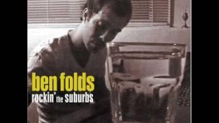 "Video thumbnail of ""Ben Folds - The Luckiest"""