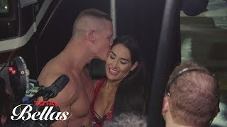 Nikki Bella is shocked after John Cena's surprise WrestleMania proposal: Total Bellas, Oct. 25, 2017
