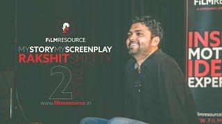 FilmResource Talk2 By Rakshit Shetty