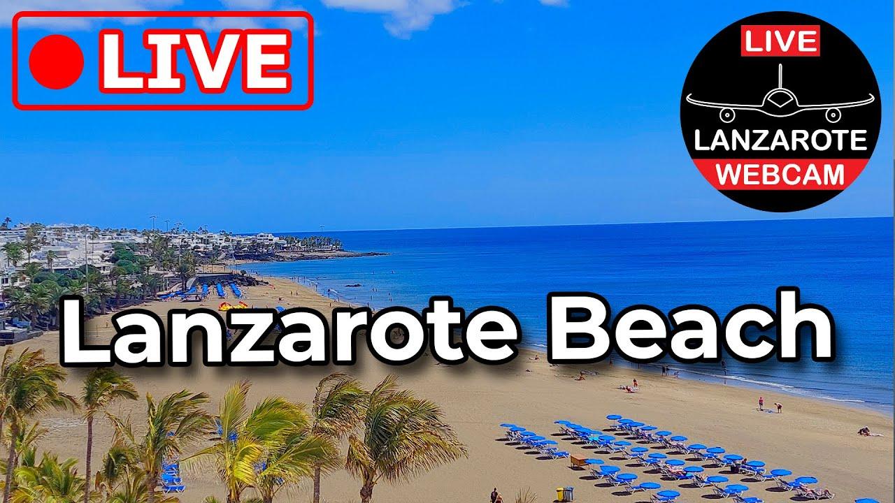 Lanzarote - Puerto del Carmen Beach