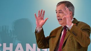 video: Nigel Farage's bogus insistence that anything but a no-deal is surrender risks leaving Brexit at the Remainers' mercy