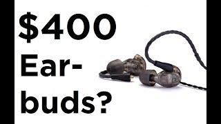 $400 Headphones?! The Westone UM Pro 30 IEM Review