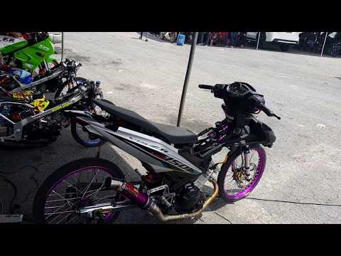 A1 260861 Yamaha Y15ZR Open งาน Hatyai Dragbike Party # By สายบันเทิง ครั้งที่ 4(10)
