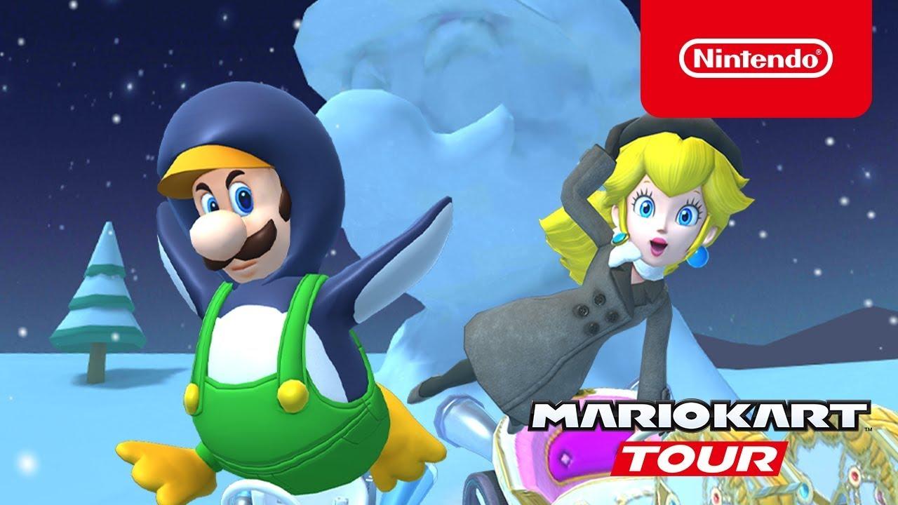 All Cup Ranking Mario Kart Tour Nintendo