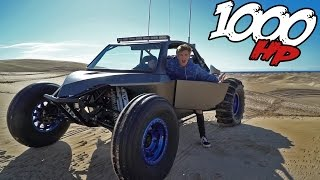 WORLDS FASTEST DUNE BUGGY! (REACTION)