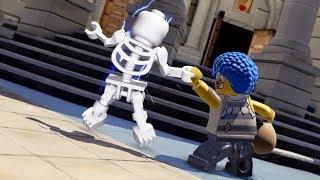 КАК ПОЙМАТЬ БАНДУ КЛОУНОВ? Прохождение игры Лего сити. LEGO City Undercover серия 2