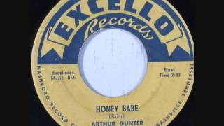 Arthur Gunter - Honey Babe