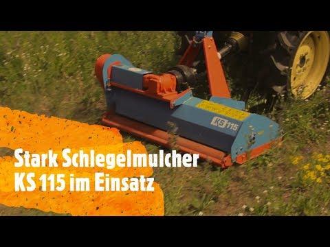 www.wupodo.de - Stark Schlegelmulcher KS115 Hammerschlegel Schlegelmäher Mulcher