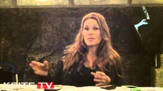 Paige Turco - 12/11/14 - KSiteTV