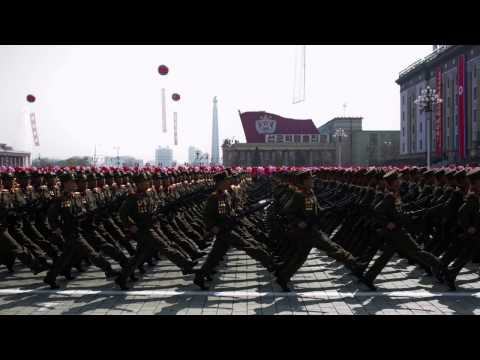North Korean Song: Just send the Command to Our Division!