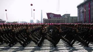 North Korean Song: Just send the Command to Our Division! - Instrumental