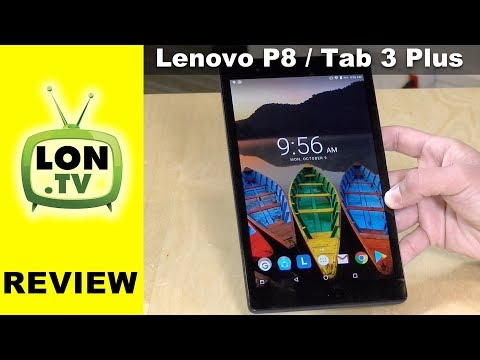 Lenovo P8 Tablet ( Tab3 8 Plus ) Review – 8″ Android Tablet With IPS Display