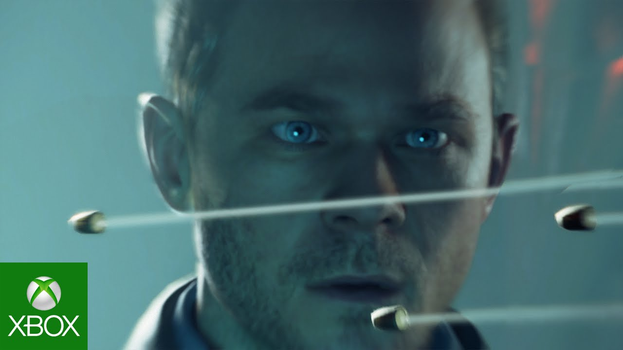 Video forTime is Power in the New Quantum Break Cinematic Trailer