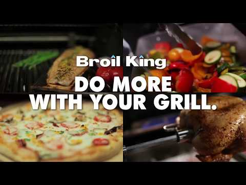 Grill- och pizzasten Broil King