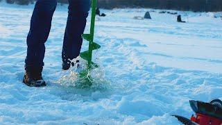 Места для зимней рыбалки новосибирск