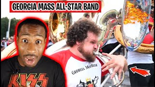 BandHead REACTS to Georgia Mass Band ft. the Sophisticated Jewels - Modern Day - 2021