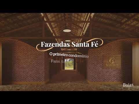 Vídeo Fazendas Santa Fé