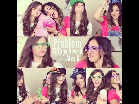 Ariana Grande - Problem Ft. Iggy Azalea - (Cover By Tiffany Alvord & Alex G) LYRICS ON SCREEN Mp3
