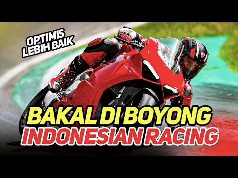DIREMEHKAN! MARIO AJI BAKAL DI BOYONG GRESINI INDONESIAN RACING NAIK KELAS MOTO GP?
