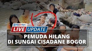 LIVE UPDATE Pemuda di Bogor Hilang di Sungai Cisadane Bogor Setelah Ikut Rapat 17 Agustusan