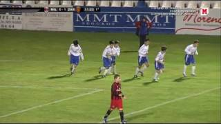 2013 03 23 XI Torneo Estrella Alevin  A C Milan 1 1 Real Zaragoza