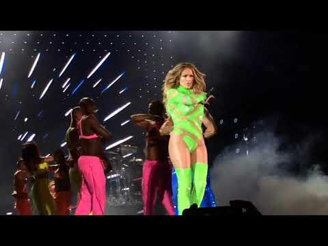 "Jennifer Lopez - ""Waiting for Tonight"", ""Dance Again"", ""On the Floor"""