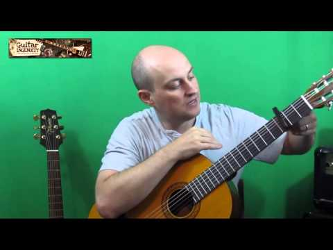 Free Online Guitar Lesson #2 - Beginners Guitar Course