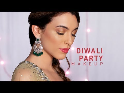 Diwali Party Makeup Tutorial | Step by Step Party Makeup Tutorial | MyGlamm