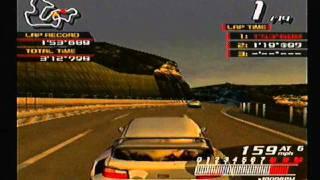 Ridge Racer V: Knight GP [Round 2] (Bayside Line R)