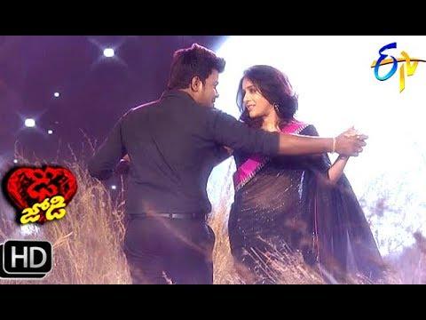 Sudheer | Rashmi | Abbani Tiyyani Song  Performance  | Dhee Jodi | 13th March 2019  | ETV Telugu