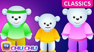 ChuChu TV Classics - Ten in the Bed Song | Nursery Rhymes and Kids Songs