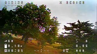 BetaFPV Beta65X whoop FPV outdoor flight